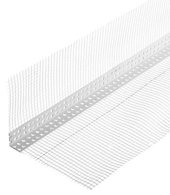 Фасадный угол ПВХ с сеткой 10*15*2,5м
