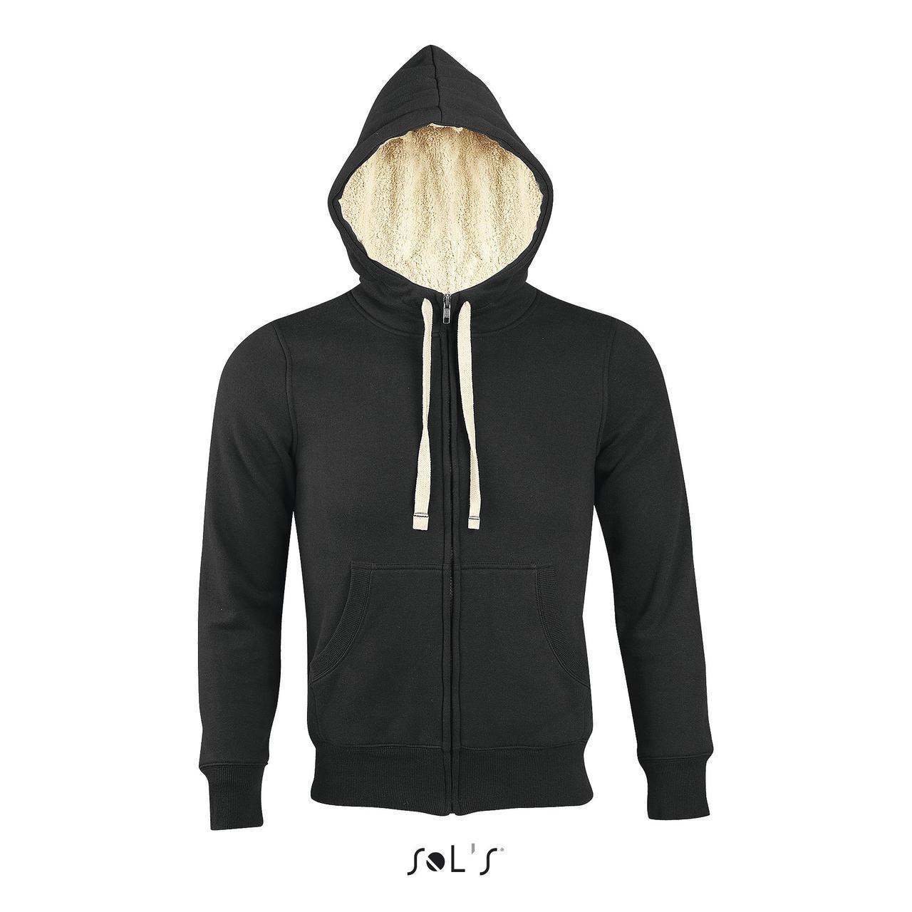 Толстовка | Sherpa Sols XL | Черный