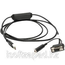 Прямой USB-кабель для Zebra DS457