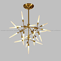 LED люстра на 25 ламп в современном стиле Post-Modern