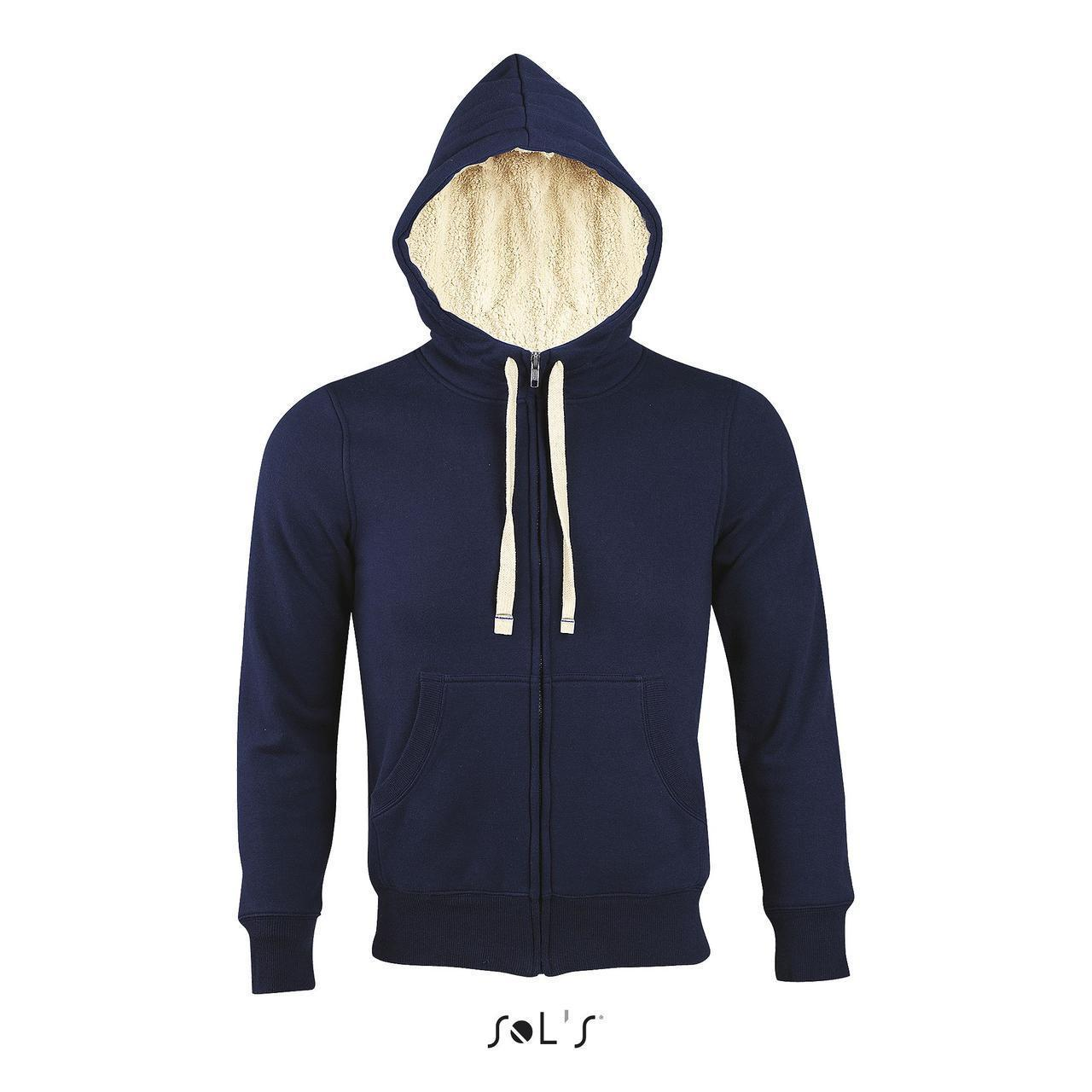 Толстовка | Sherpa Sols XL | Темно-синий