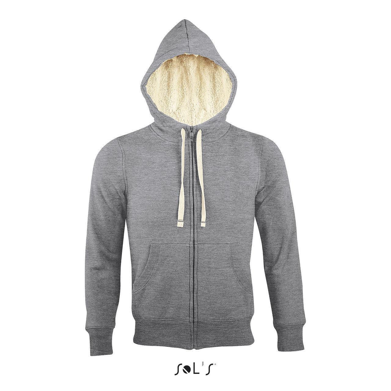 Толстовка | Sherpa Sols XL  | Серый