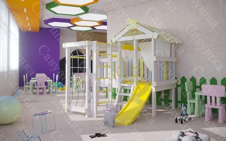 Детская игровая зона Baby 1
