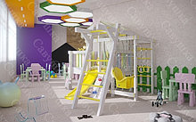 Детская игровая зона Baby 2