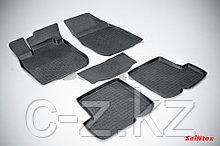 Резиновые коврики для Renault Sandero 2010-2014