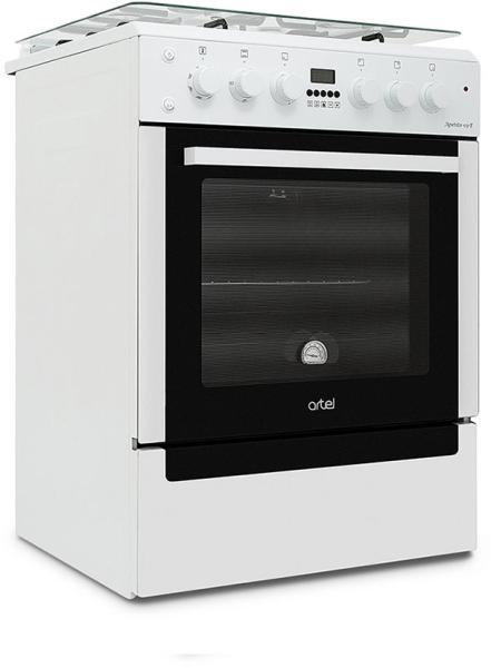 Кухонная плита Artel APETITO 03-E (White Grey )