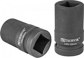 """Головка торцевая 4-х гранная для ручного гайковерта 1""""DR, 22 мм LSWS00122"""