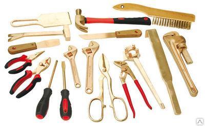 Искробезопасные инструменты
