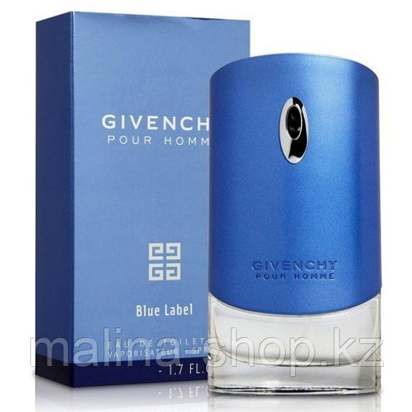 Духи Givenchy Pour Homme Blue Label (Живанши)