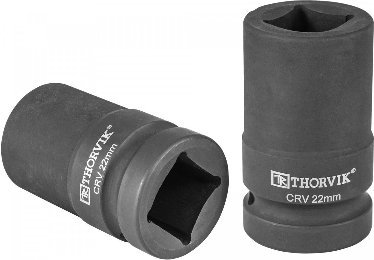 """Головка торцевая 4-х гранная для ручного гайковерта 1""""DR, 21 мм LSWS00121"""