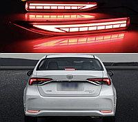 Катафоты LED на Corolla 2019- (вар.1), фото 1