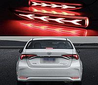 Катафоты LED на Corolla 2019- (вар.2), фото 1