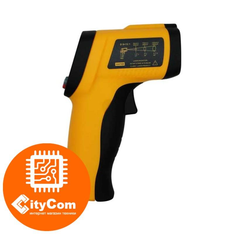Промышленный Пирометр. Строительный инфракрасный измеритель температуры DT8280/ DT8380, до 380°С