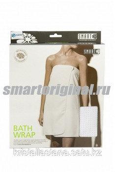 Полотенце для сауны, SMART / Белый кот