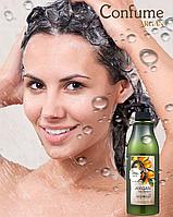 ШАМПУНЬ С АРГАНОВЫМ МАСЛОМ. АРГАН. CONFUME Argan Hair Shampoo 750 ml