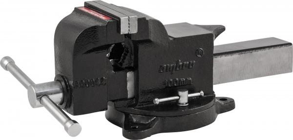 A90046 Тиски слесарные поворотные, 150 мм