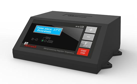 Автоматика котла KG Elektronik SP-05 NEW LED