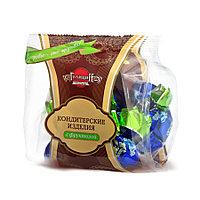 Конфеты «Пралине молочное  с орехом с фруктозой» фасовка 180 г