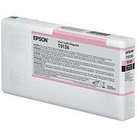 Epson T9136 Vivid Light Magenta струйный картридж (C13T913600)