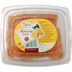 Мармелад лимон на фруктозе пирамидки Bifrut, 170 г (170)