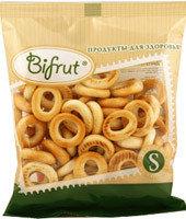 Сушка ванильная на сорбите Bifrut, 18 шт, 200 г (142)