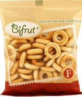 Сушка ванильная на фруктозе Bifrut, 200 г (145)