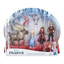 Игровой набор Frozen 2 Коллекция героев