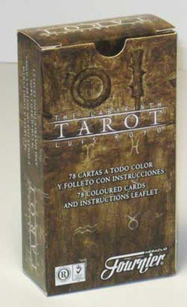 Карты Таро «Лабиринт»