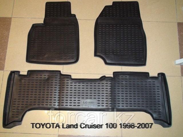 Коврики Novline в салон  Land Cruiser 100 1998-2007