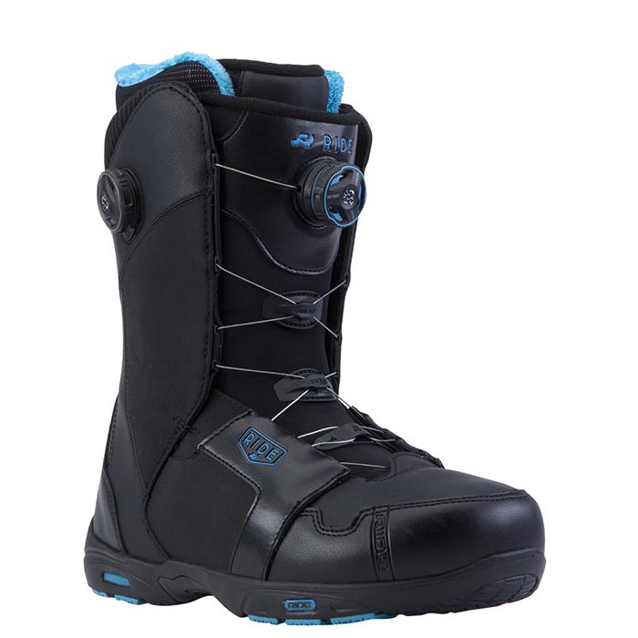 Ride  ботинки сноубордические мужские Lasso Boa