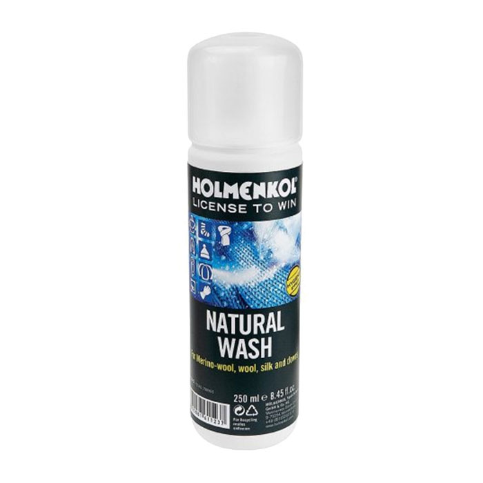 Holmenkol  средство для стирки Natural Wash