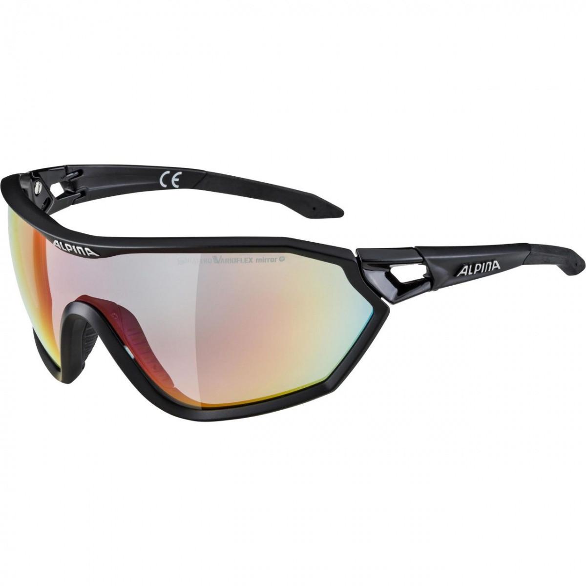 Alpina  солнцезащитные очки Alpina Lyron Shield PMBR cat. 3