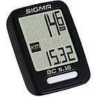 Sigma  велокомпьютер BC 5.16, фото 2