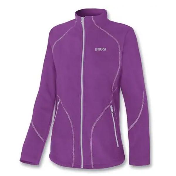 Brugi  куртка женская - флисовая