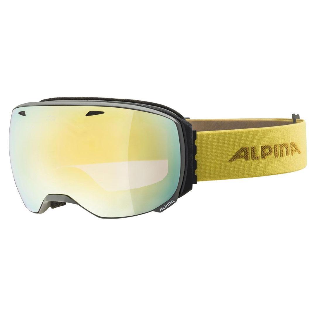 Alpina  маска горнолыжная Big Horn HM