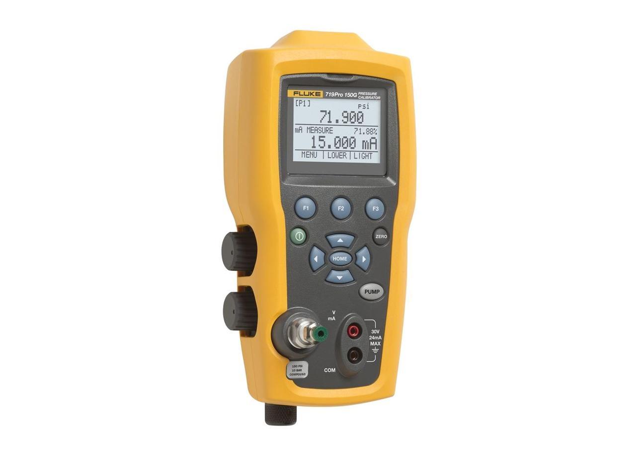 Электрический калибратор давления Fluke 719PRO-150G