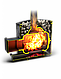 Печь для бани Теплодар Былина-18 Ч, фото 2