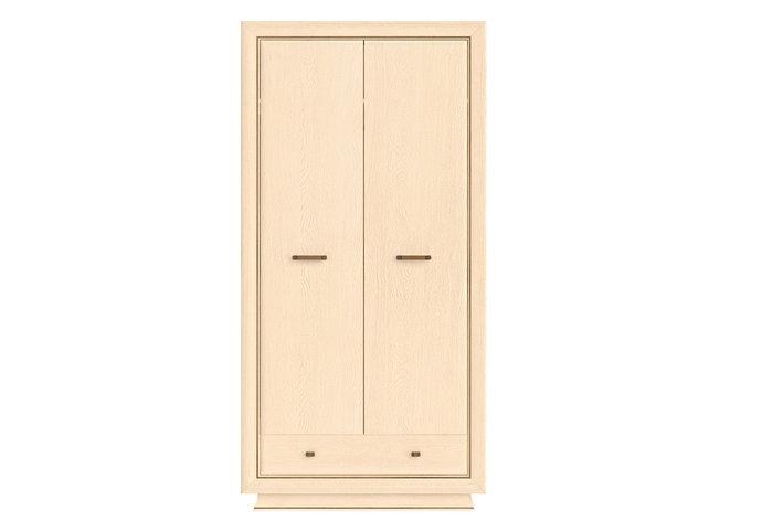 Шкаф для одежды 2Д  (Alveo SZF2D1S), коллекции Альвео, Ясень Античный, BRW-Украина (Украина), фото 2