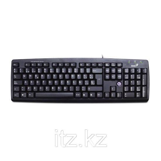 Клавиатура Genius KB-06xe PS/2 Чёрный
