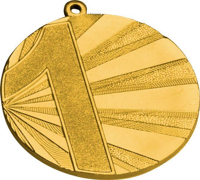 Медаль спортивная MMC7071 - фото 1