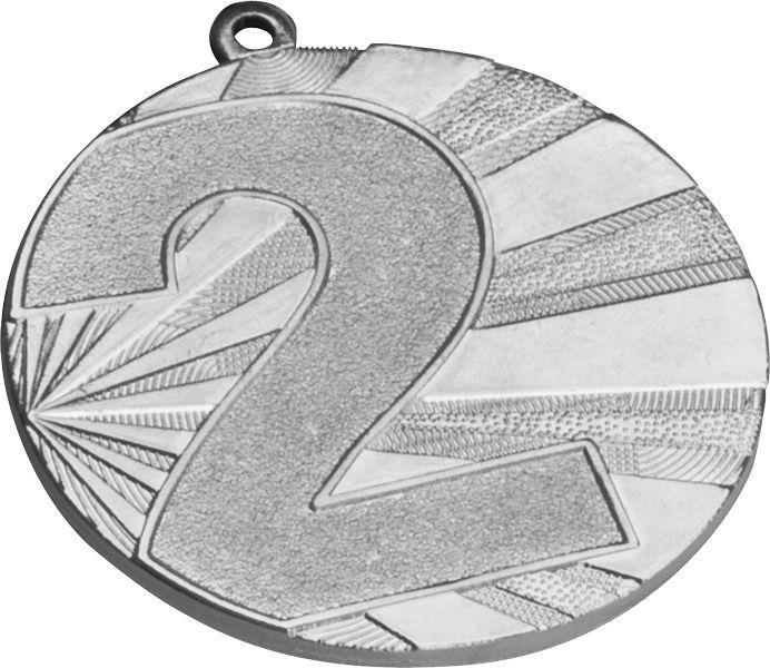Медаль спортивная MMC7071 - фото 2