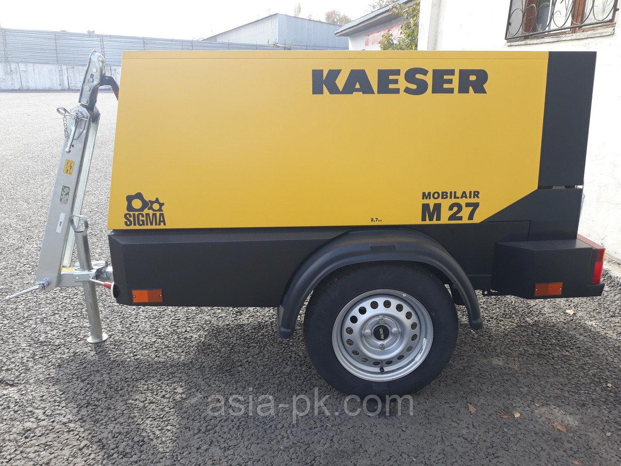Компрессор передвижной дизельный Kaeser M 27