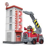 Пожарная станция с фигуркой Рой 83409