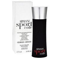 """Giorgio Armani """"Armani Code Sport Eau De Toilette"""" тестер 100 ml"""