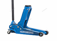 NORDBERG ДОМКРАТ N32035 подкатной, грузоподъемность 3,5 тонн, подхват 100 мм, выс.подъема 565 мм, фото 1
