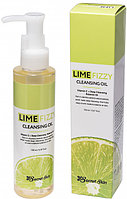 Гидрофильное масло с экстрактом лайма Secret Skin Lime Fizzy Cleansing Oil 120 ml.