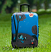 Оригинальный чехол на средний чемодан, фото 3