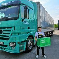 Автодоставка грузов из Китая от 50 кг