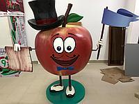 Декоративные яблоки на заказ