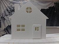 Пенопластовый дом на заказ